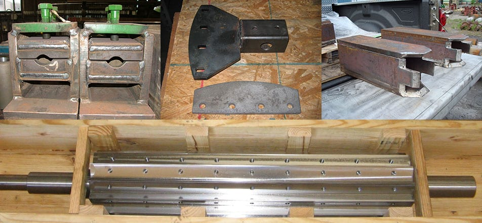 A.S.M.E. Steel and Alloy Plate fabrication, Pressure Vessels Fabrication to A.S.M.E. codes & Pipe Fabrications